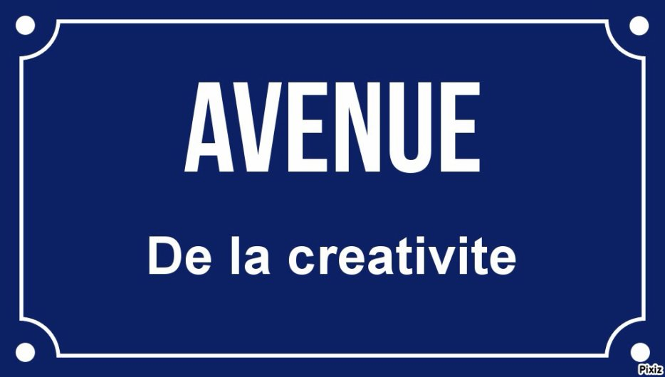 Blog de l'Avenue-de-la-creativite