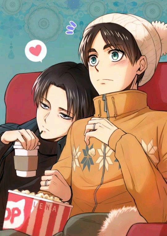 Eren et Livai