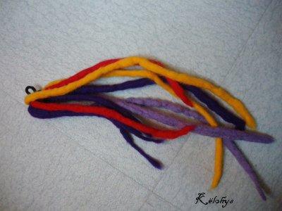 Dread wool