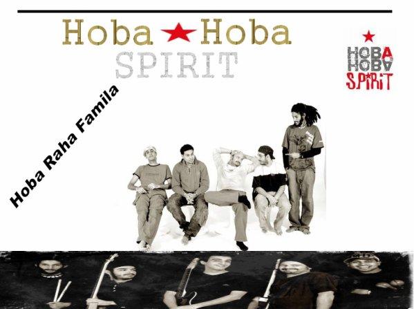 HOBA HOBA TRABANDO TÉLÉCHARGER ALBUM SPIRIT