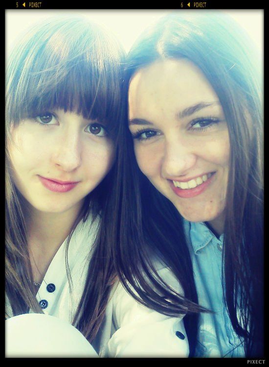 Et oui , elle c'est ma meilleure amie ! ♥
