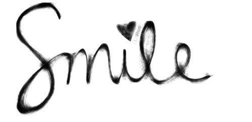 - A un sourire on ne peut répondre que par un sourire -