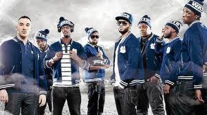 les  dieux du rap