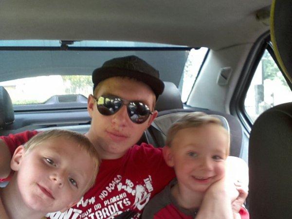 Moi et mes frère
