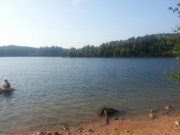 Il est génial le lac