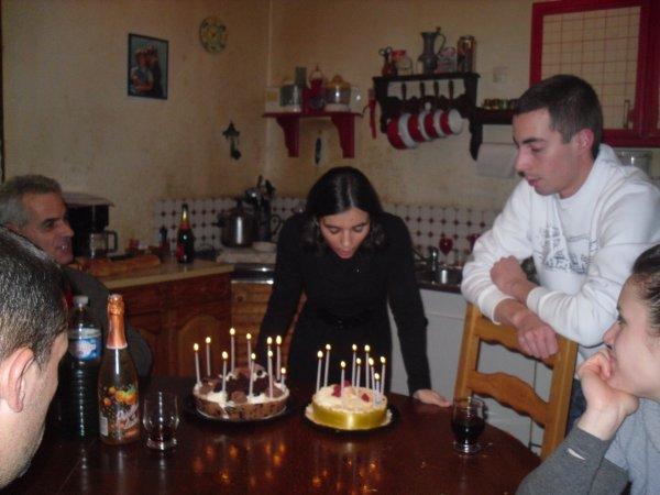 moi qui soufle les bougies