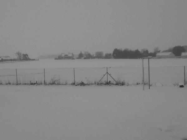 la neige toujour