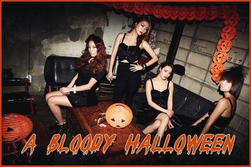 Un Halloween sanglant