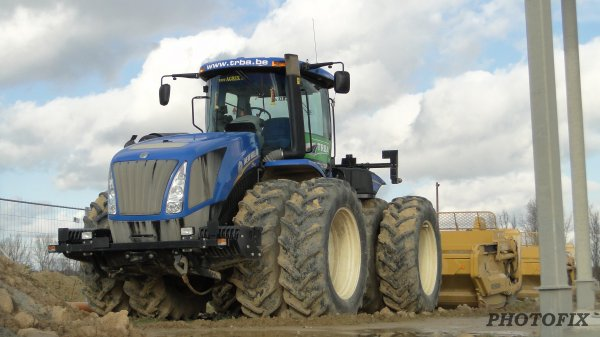 new-holland T9.560