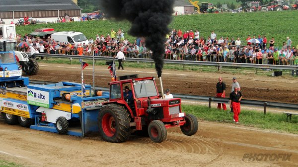 tracteur pulling Silly 2013