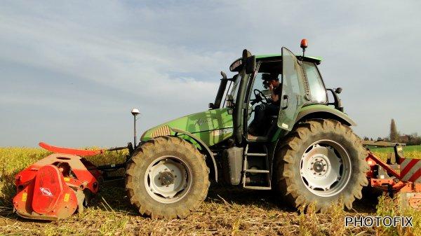 préparation des terres à betteraves 2014