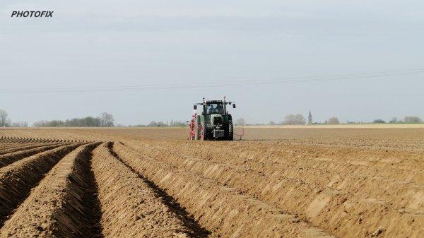 plantation de pdt 2014