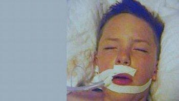 Le Jeune Garcon De 8 Ans Repeche Vendredi 31 Mai 2008