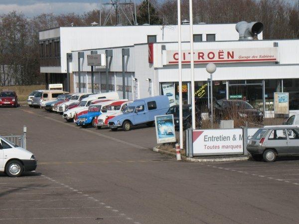 """Réunion """"Lasagnes"""" du 21/02/2010"""