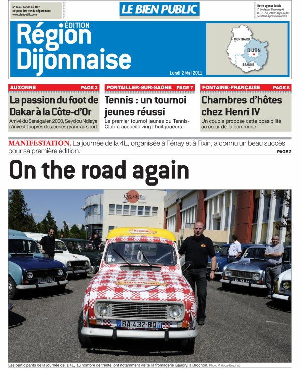 30 avril 2011 - BROCHON - Fromagerie 1