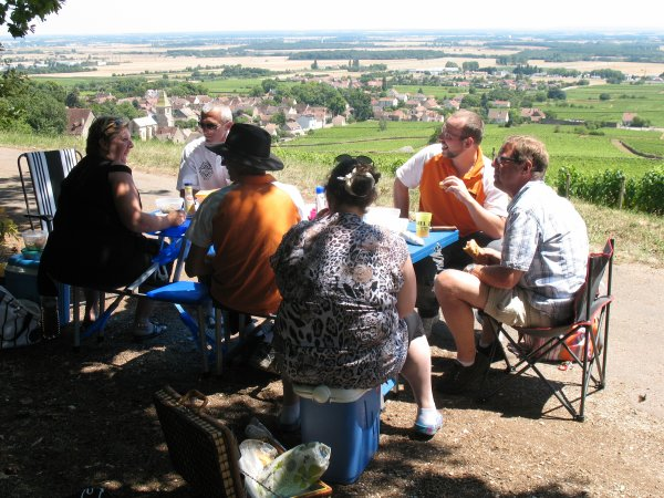 Rallye des charmes - Juillet 2011