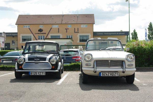 9 juin - Balades voitures
