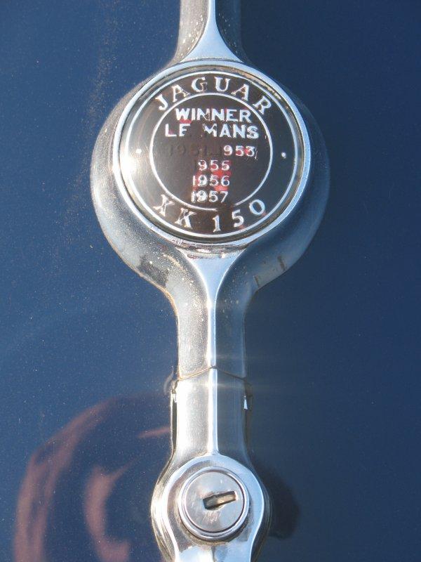 JAGUAR XK 150 de 1959 - François