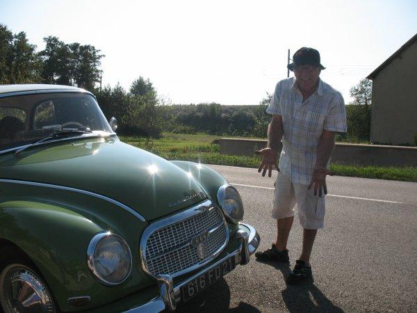 09.09.2012 - Mécanique sur route