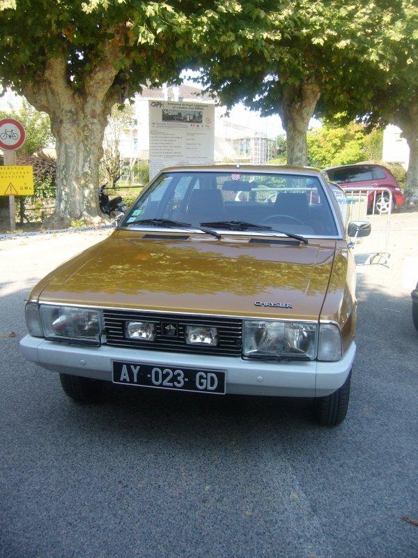 SIMCA CHRYSLER 1308 GT de 1978 - Alain