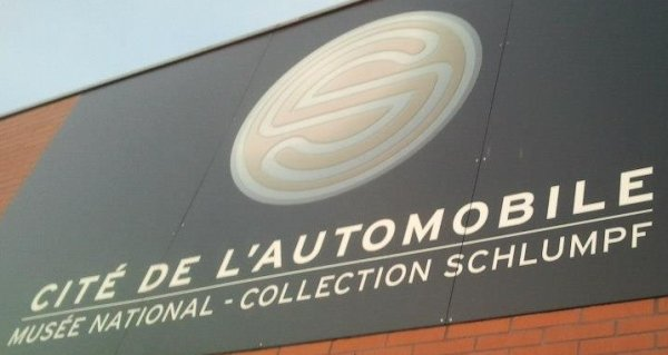 01 décembre - Musée de l'automobile à MULHOUSE