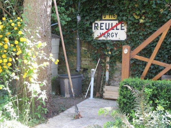 Tourisme à Reulle Vergy - 12/04/2014