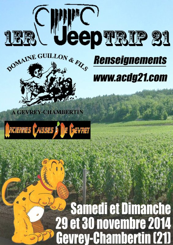 JeepTrip 2014 (2) - 29/11/2014