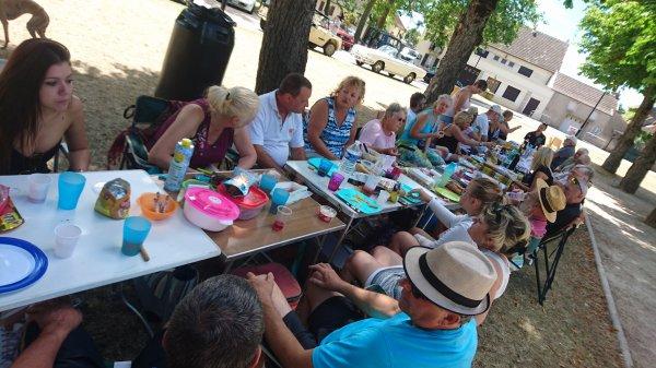 Fête à Gevrey-Chambertin - 25 juin 2017