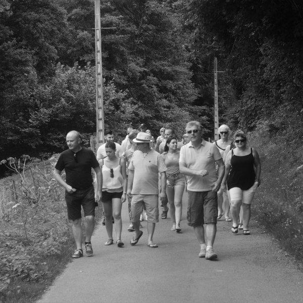 Juillet 2017 - Chausseroze avec les amis