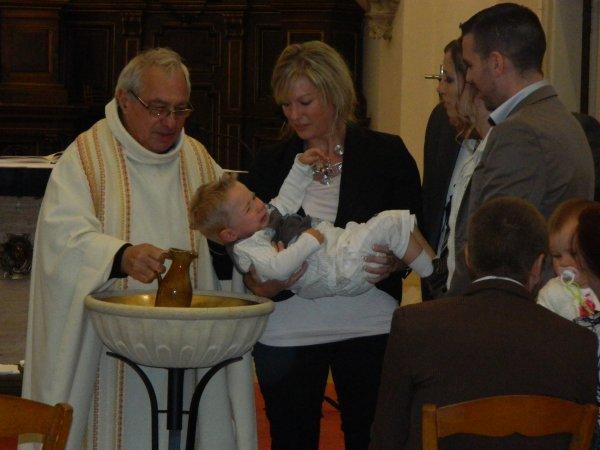 Nouvelles photos du baptème