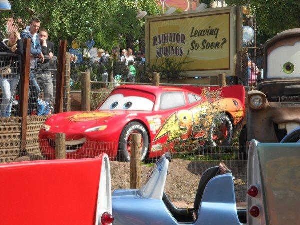 Week-end à Disneyland - 1er jour à Disney Studio