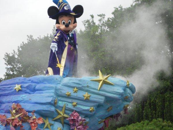 2eme jour à Disneyland
