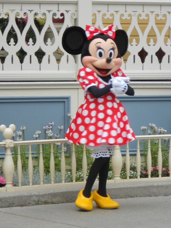 2eme jour de Disneyland