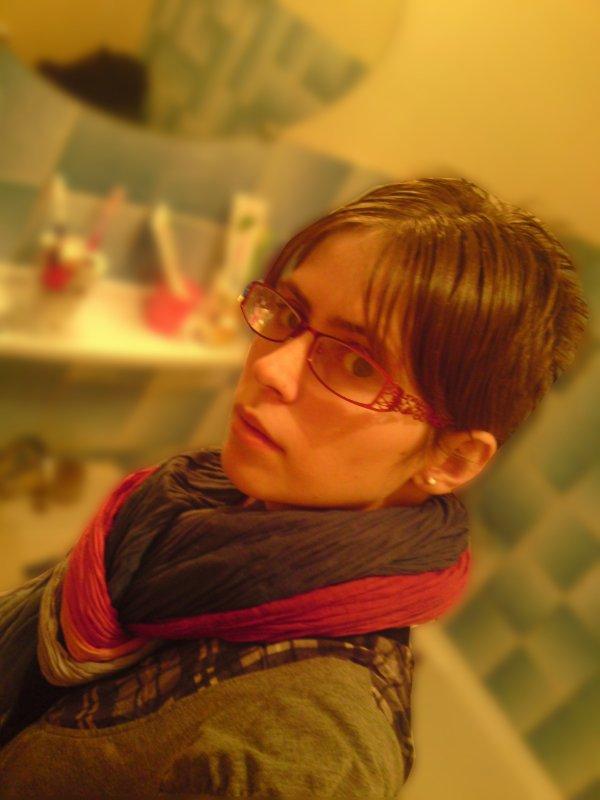 une ptite photo de moi car ont me la demandé plusieurs fois lol