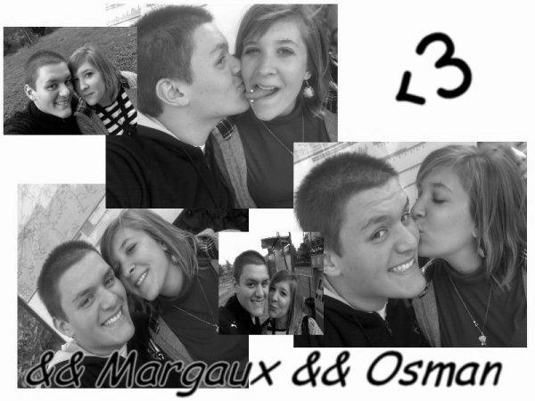 ΛRTIČŁЄ 5 : Margaux & Osman