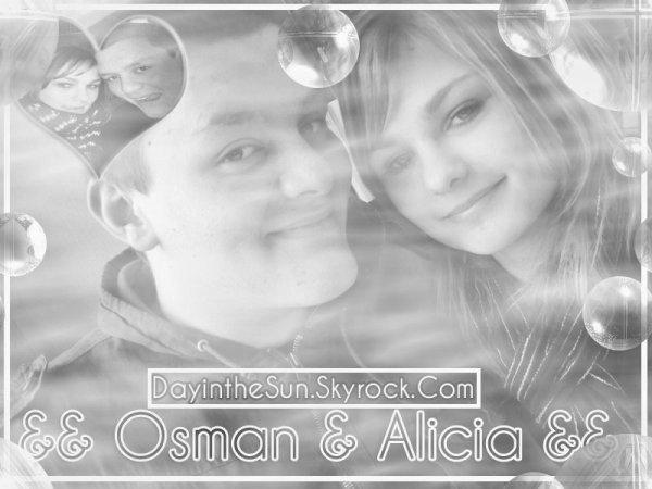 ΛRTIČŁЄ 6 : Alicia & Osman