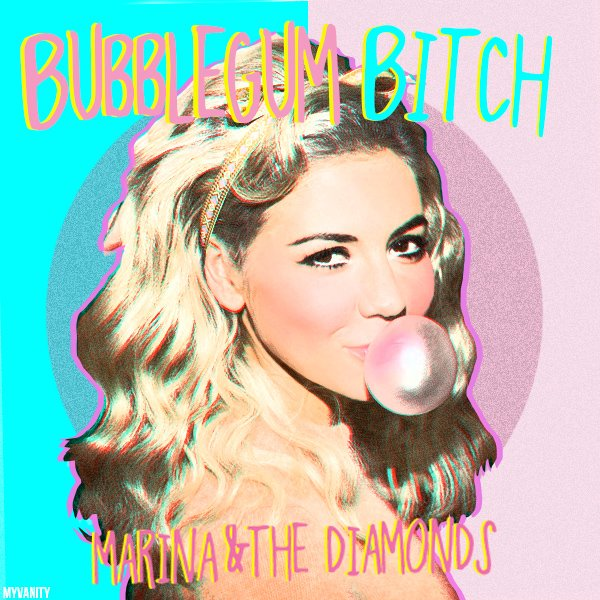 Electra Heart / Bubblegum Bitch (2012)