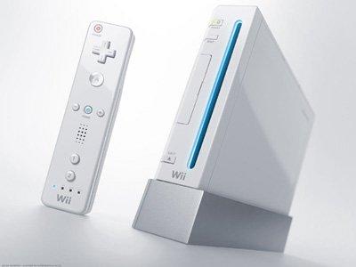 La console Nintendo Wii!