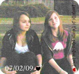 ♥ C'est bien plus qu'une amie ♥ C'est la Jumelle de mon Coeur ♥