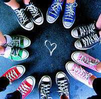 I ♥ converse and you?