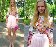Mode : tenues tendances pour cet été (jupe,robe)