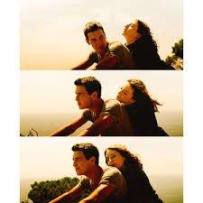 《Je te suiverais quoi qu'il arrivera, tes le seul et l'unique personne que j'aime  je t'ai  promis d'être  la pour la vie et de ne jamais te quitter 》
