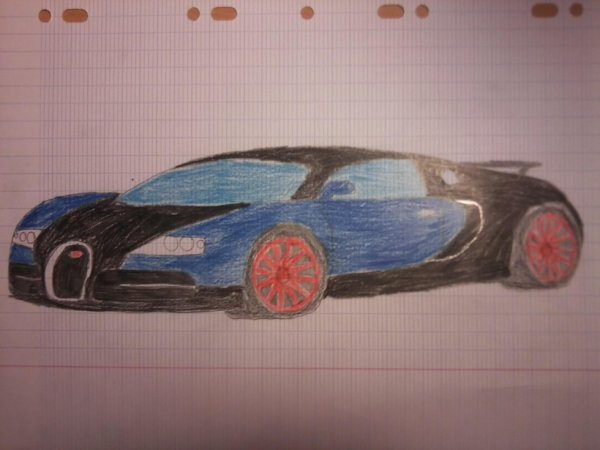 Mes Dessin Automobile