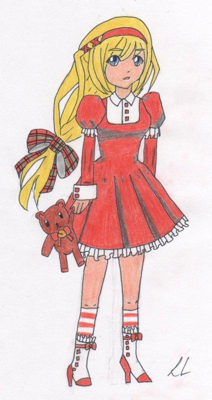 Une petite lolita