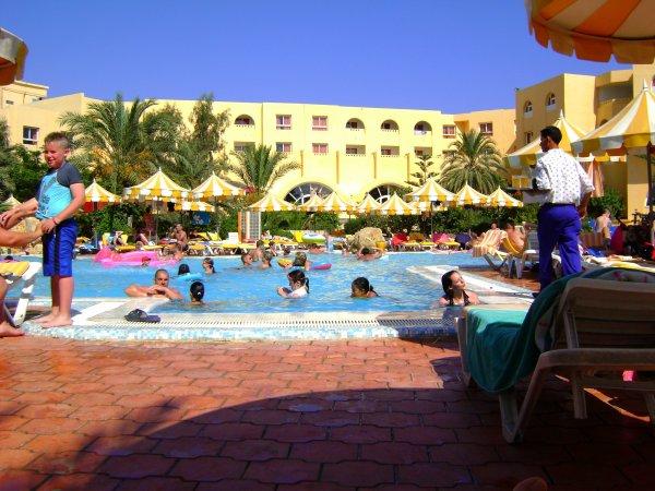 ** Vacanceeeeeeeee Avk Les Beau Tunisiens =)