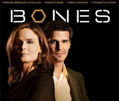 Presentation de la série Bones