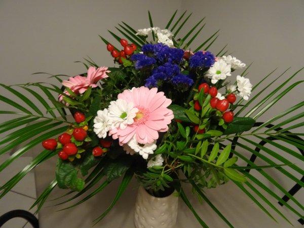 Bouquet revisité