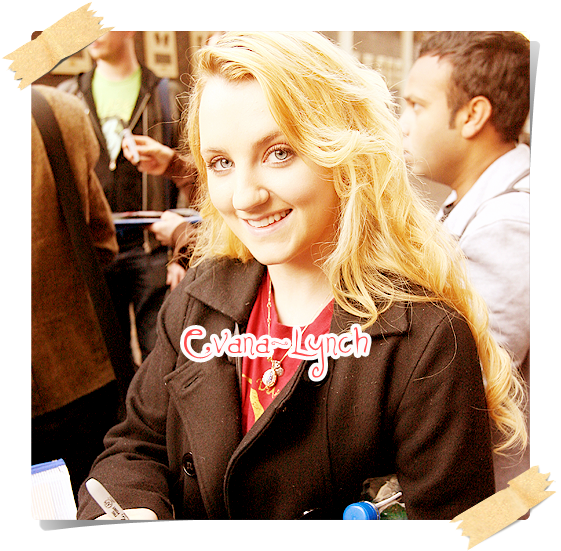 Interview d'Evanna