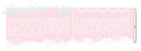 ₪ Your-bimbo-diary.sky ♥