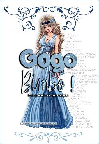 Gogo-Bimbo ?! Oui, oui je connais ! ♥